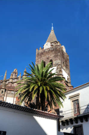 se: Se church in Funchal, Madeira, Portugal
