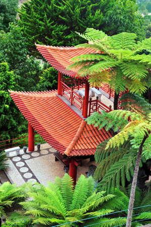 Monte Palace Tropical Garden - Monte, Madeira photo