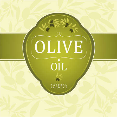 olive oil: Olive background  For labels, pack
