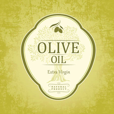 food packaging: Olive oil  For labels, pack