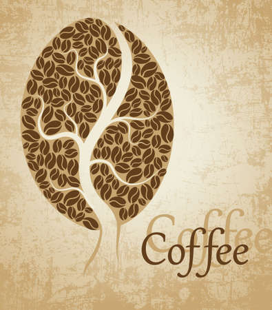 coffe tree: Coffee tree  Coffee bean