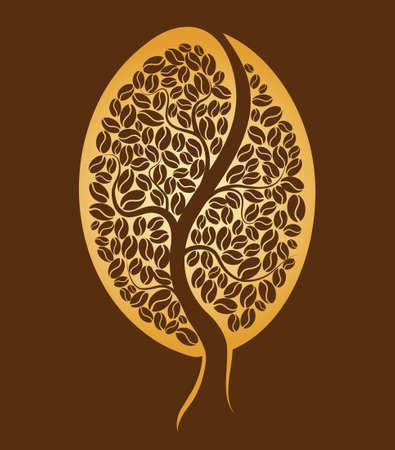 Coffee tree  Coffee bean