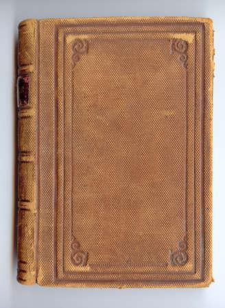 tooled leather: Antique pelle copertina del libro
