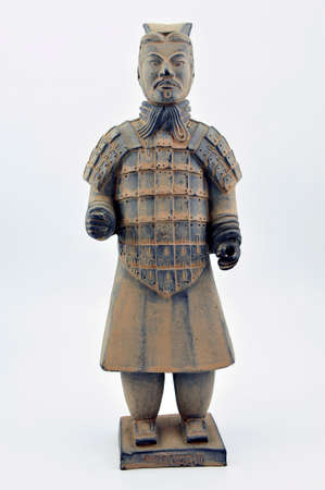 terra: Terra Cotta Warriors by ancient china Editorial