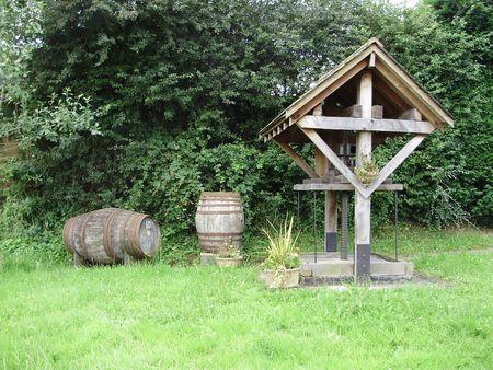 vineyard display