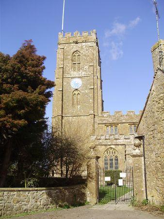 donyatt church Stock Photo