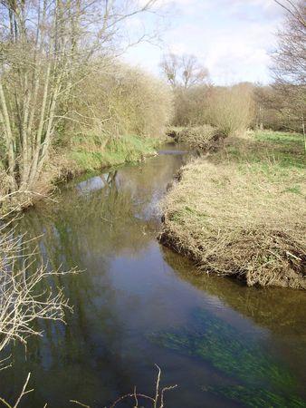 still waters Stock Photo