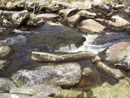 moorland river