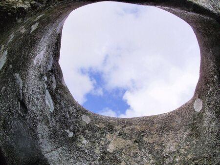 granito ojo