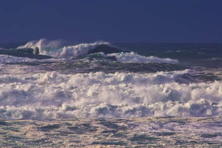 Breakers off the southwest coast of Vancouver Island, British Columbia, Canada photo
