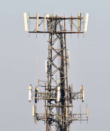 cell phone microwave tower
