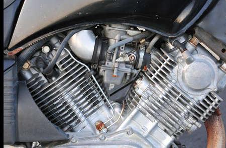 오토바이 엔진