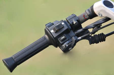 throttle: motorcycle throttle
