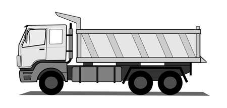 tipper: Tipper Illustration