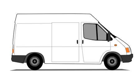 курьер: Доставка ван