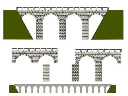 Construyó su puente ovn.
