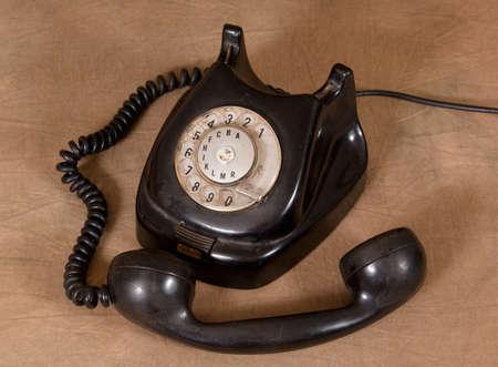 bakelite: Retro telephone