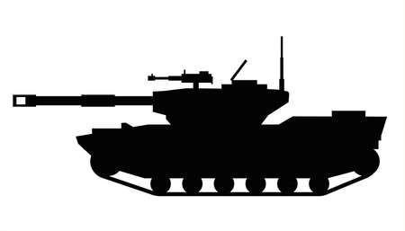 tanks: Tank silhouette
