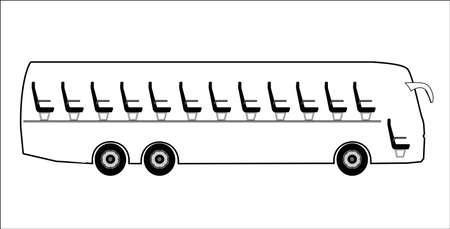 cut through: Cut through bus