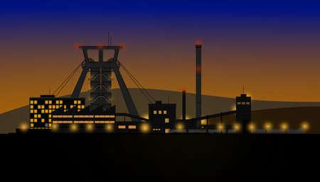 Nacht Mine