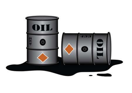 barell: Oil barels