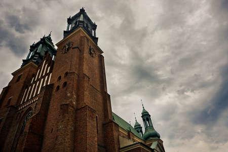 poznan: Poznan cathedral