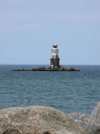 nags: portrait of lighthouse landscape background