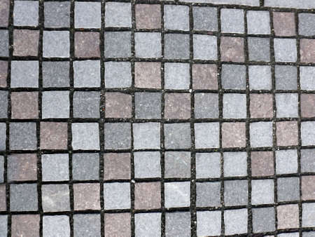 portrait of a modern tile wall background