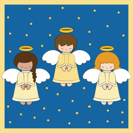 christmas angels: Christmas angels