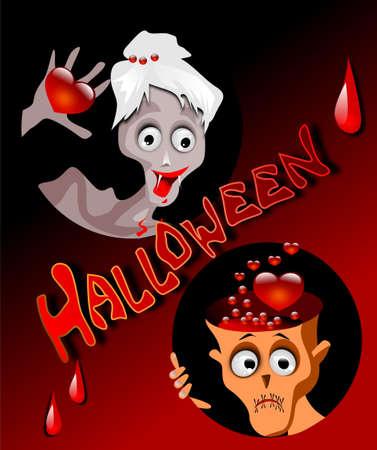 mara: Halloween love