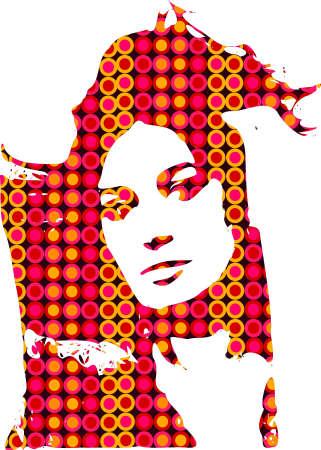 el pop art Foto de archivo