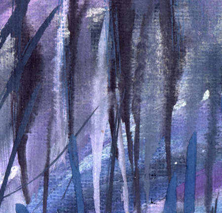 ultramarine: Abstract watercolor and old background