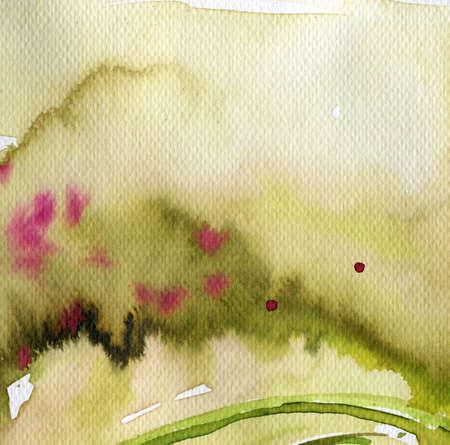 brisk: green background