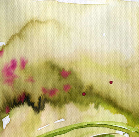 fallow: green background