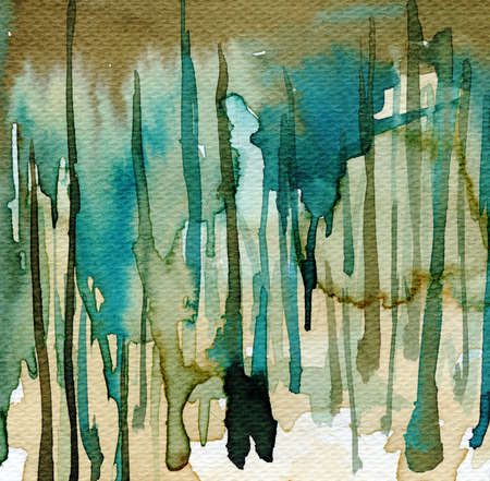 brisk: blue and brown background