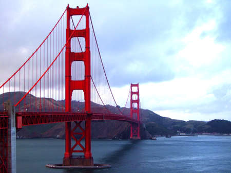 Golden Gate Bridge Stock Photo - 13412082