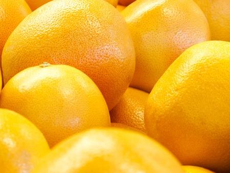 Oranges for sale at a market stall Reklamní fotografie