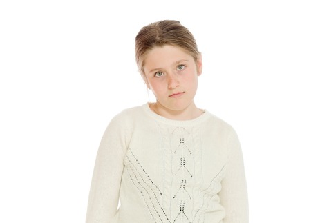 Model sadness upset worried Imagens - 40620577