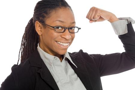 curl: Model strength arm curl