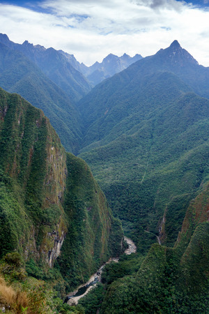 Tourism, Mt Huayna Picchu, Cusco Region, Urubamba Province, Aguas Calientes - Machupicchu District, Peru, Travel, Travel Destinations, UNESCO World Heritage Site, Urubamba Valley, Machu Picchu, Beauty In Nature, Dawn, International Landmark, Mountain, Mou
