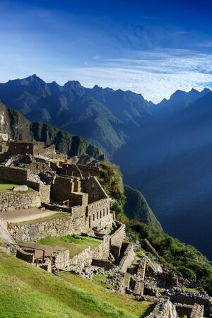 Scenics, Tourism, Travel, Travel Destinations, Physical Geography, Machu Picchu, Ancient Civilisation, Architecture, Beauty In Nature, Built Structure, Elevated View, History, No People, International Landmark, Machu Picchu Incan Ruins, Mountain, Mountain