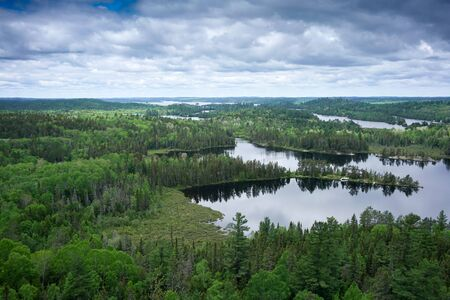 contryside: contryside ontario canada nature aerial view of the forest