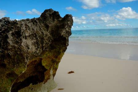 beack: Rock on Bermuda Beack