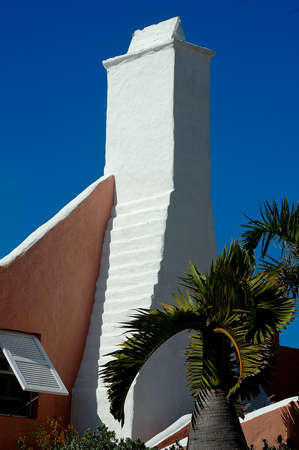 bermuda: Bermuda Roof with Chimney