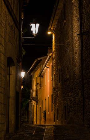 sammarinese: San Marino Street I Archivio Fotografico