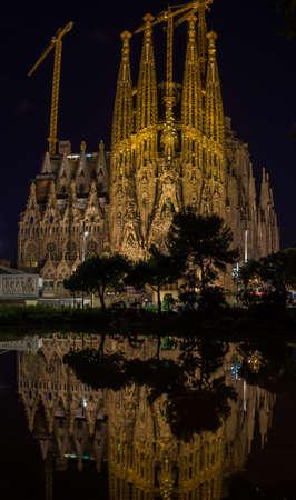 lia: Sagrada Familia I