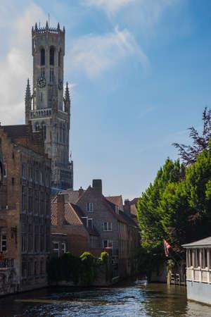 belfry: Belfry of Bruges & Canals II