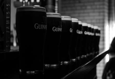 Guinness Training Counter II 版權商用圖片