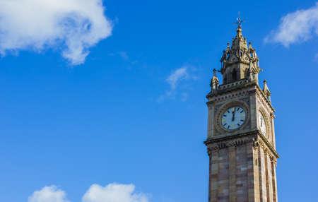 albert: Albert Memorial Clock I Stock Photo