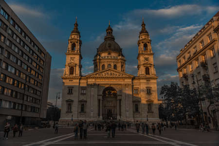 basilica: St. Stephens Basilica III